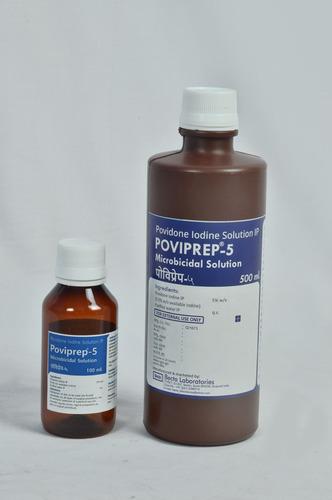 Povidone Iodine Solution in   Gidc