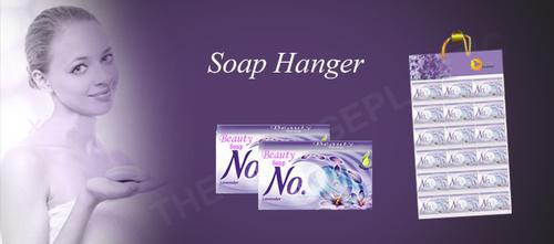 Soap Display Hanger