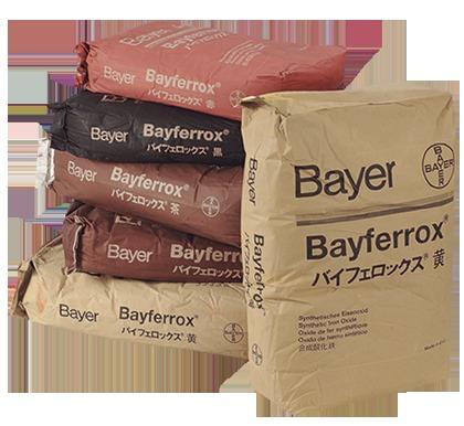 Bayer Oxide Colour