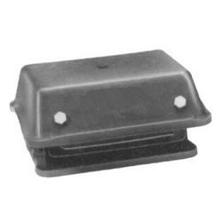 Durable Cushy Foot Mount For Blowers
