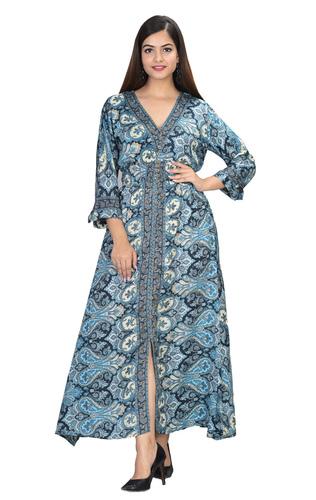 Exclusive Ladies Silk Vintage Top