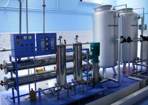 Water Purifying Ro Plant