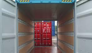 Container Plywood Door
