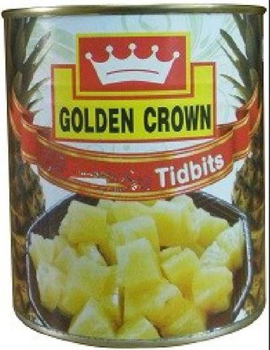 Golden Crown Brand Pears Tidbit