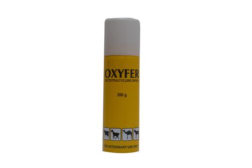 Oxytetracycline Spray