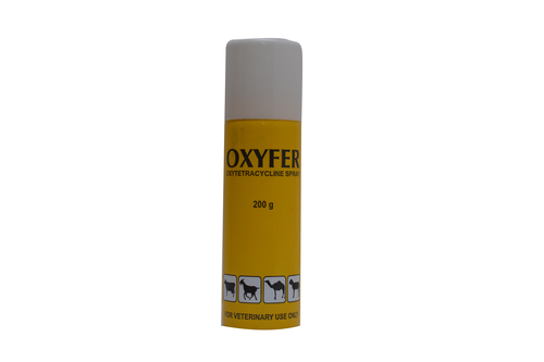 Pure Oxytetracycline Spray