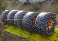 Inflatable Tyres