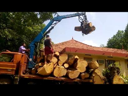 Truck Mounted Cranes in   Kodimatha