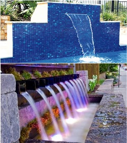 Water Fall Fountains in  Khurram Nagar