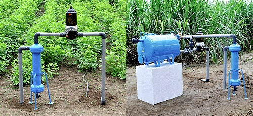Filters And Fertigation System