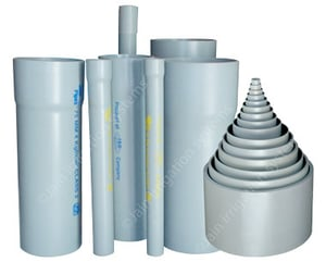 uPVC Pressure Pipes and Fittings