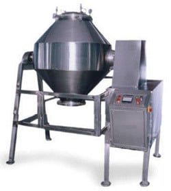 Double Cone Blender Dryers