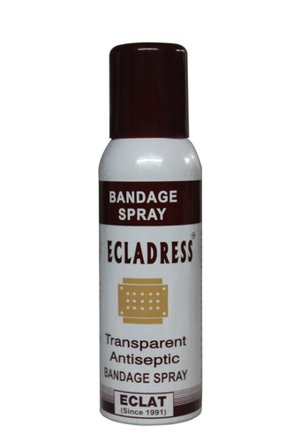 Ecladress Antiseptic Bandage Sprays