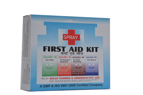 First Aid Spray Kit