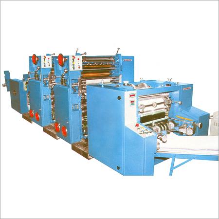 Form Press Stationery Printing Machine