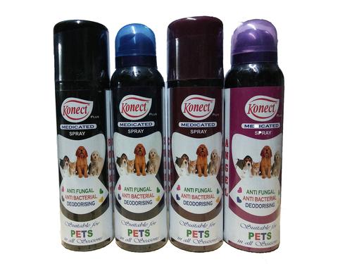 Pet Deo Sprays