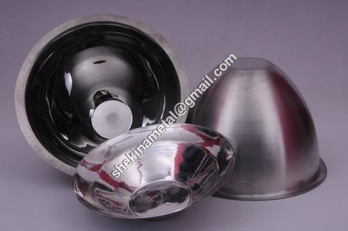 Stainless Steel Rigid Reflectors