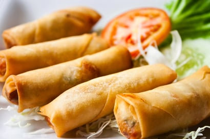 Chinese Spring Roll Certifications: Fssi Certified