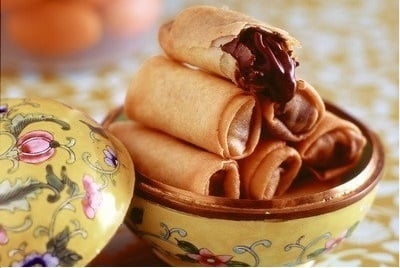 Chocolate Spring Roll Certifications: Fssi Certified