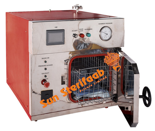 Medical Devices Eo Sterilizer
