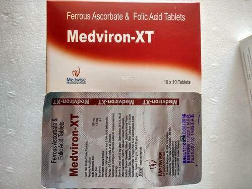 Medviron Xt Tablets