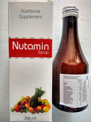 Nutamin Syrup