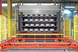 Heat Treatment Plant in  Makarpura (Vdr)