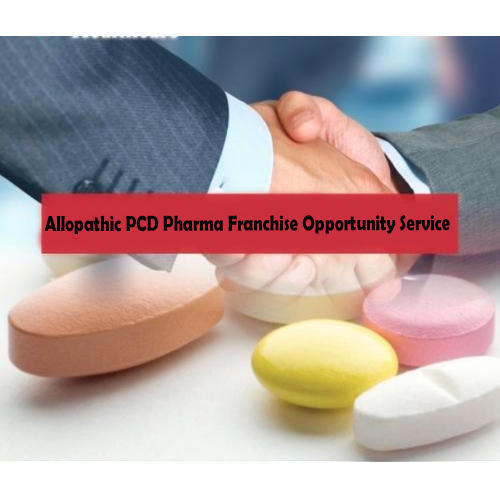 Allopathic PCD Pharma Franchise Opportunity Service