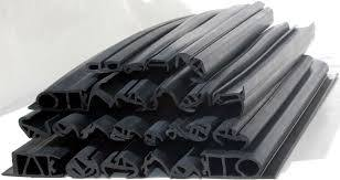 Microwave Curing Rubber Profile