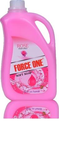 Rose Flavour Hand Wash