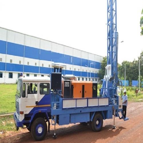 Truck Mounted Drilling Rig in  Somajiguda
