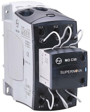 Contactor Switching Capacitor