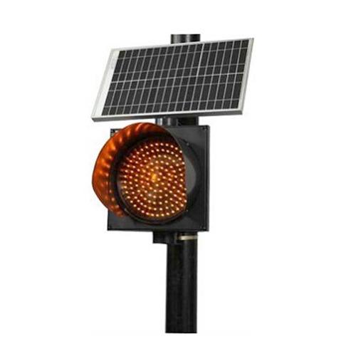 Solar Blinker Light in   Trimandir