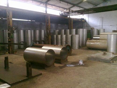 Steam Dryer Cylinder  in  Vatva Phase-Iv