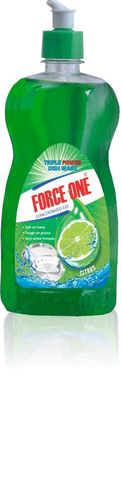 Dish Wash Liquid Lemon Green 500ml