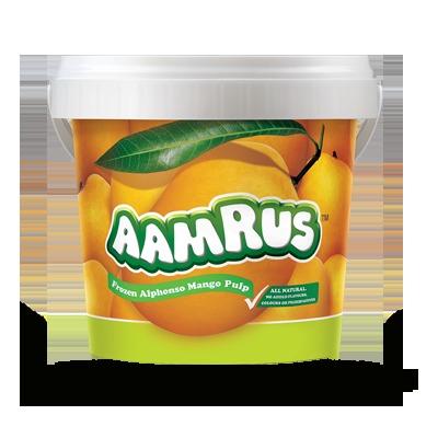 Frozen Aamrus