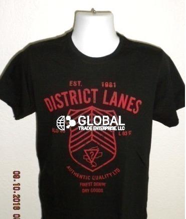 GUESS Mens T-Shirts