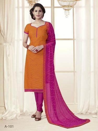 Designer Dress Material Fabrics in   Parvat Patia