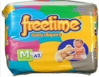 Freetime Baby Diapers