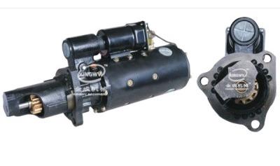 1109633 50MT Long Industrial Alternator