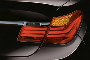 Adaptive Rearlamps System
