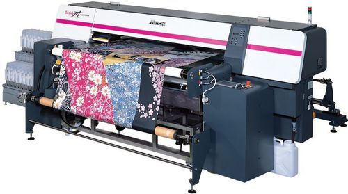 Fabrics Printing Machine