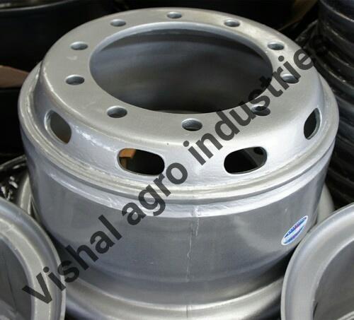 Tube Steel Wheel Rim 7.50-20 Disc in   Dist. Baghpat