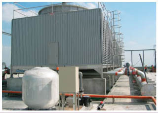 Draft Cooling Towers