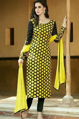 Ladies Fancy Georgette Salwar Suit