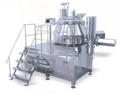 Rapid Mixer Granulators