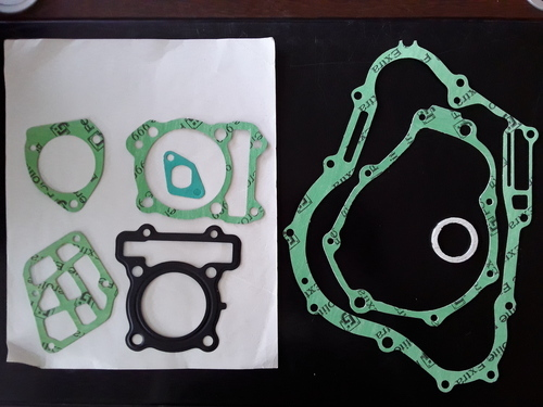 Two Wheeler Gaskets For Yamaha in  Anand Parbat Indl. Area, Gali No.10