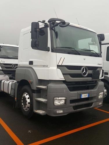 Used 50 Mercedes Benz Trucks