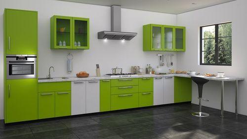 Pvc Modular Kitchen At Best Price In Vadodara Gujarat Shree Krishna Marketing