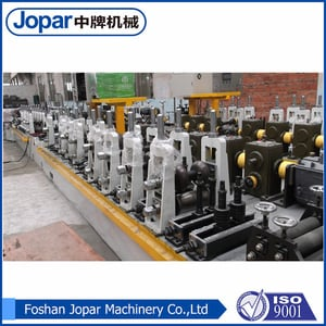 Stainless Steel Capillary Tube Mill Production Line For Cooling Coil